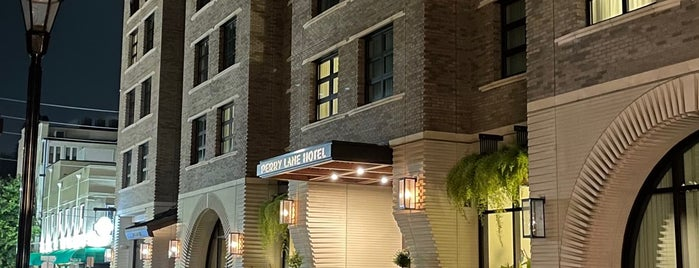 Perry Lane Hotel, a Luxury Collection Hotel, Savannah is one of Savannah GA.
