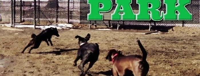 Brookdale Dog Park is one of Dog Parks off leash.