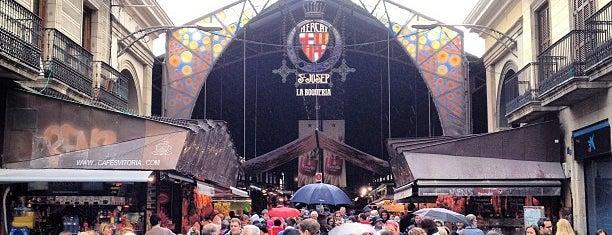 Mercat de Sant Josep - La Boqueria is one of OFFF 2014.