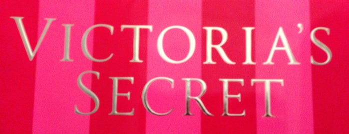 Victoria's Secret is one of YGQさんのお気に入りスポット.