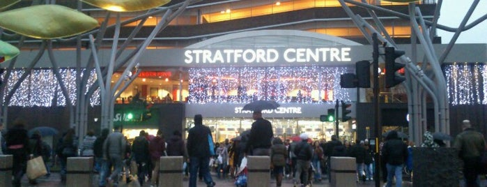 Stratford Centre is one of Locais curtidos por Paul.