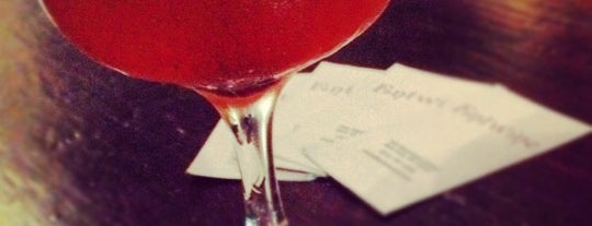 Entwine is one of New York - Speakeasy & coktail bars.