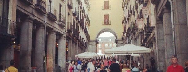 Calle de Toledo is one of Madrid.