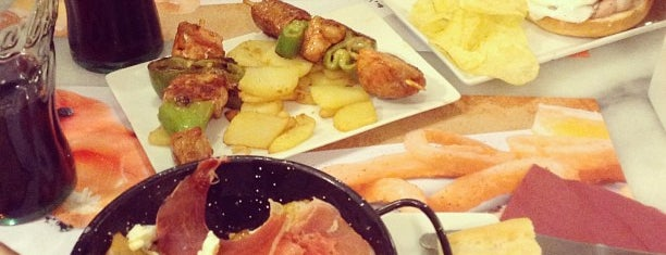 Tapas 44 is one of Tapeo.