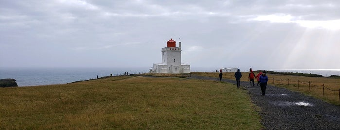 Dyrhólaeyjarviti is one of Part 1 - Attractions in Great Britain.