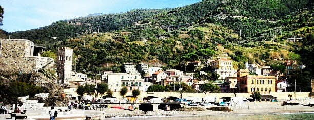 Monterosso al Mare is one of Tuscan Sun.