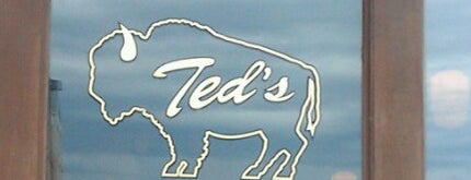 Ted's Montana Grill is one of Denver, Colorado.