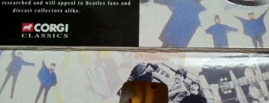 Tienda The Beatles is one of Beatles DF.