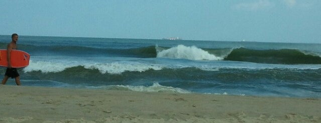 14th Street at the Oceanfront is one of Beaches (VA).