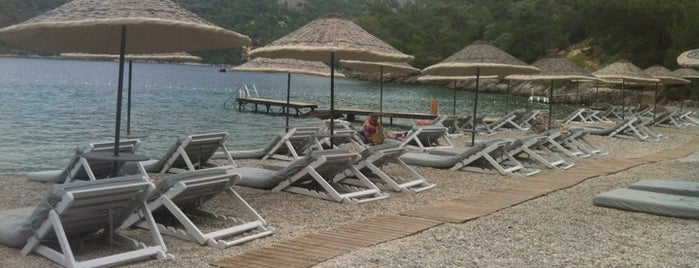 Serenity Beach is one of Fethiye.