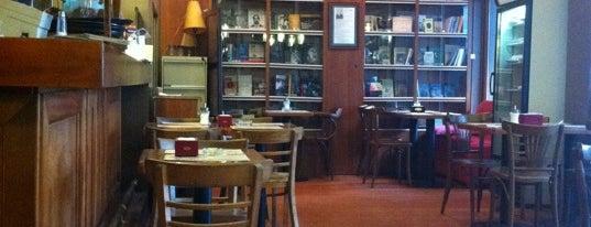 Café Mosqueto is one of Café.