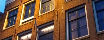 Casa di Anna Frank is one of Gratis toegang met (free entry with) museumkaart..