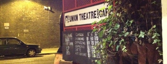 Union Theatre Cafe is one of Lefさんのお気に入りスポット.