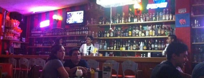 El Camarote is one of Bares, cantinas, cervecerías, micheladas..