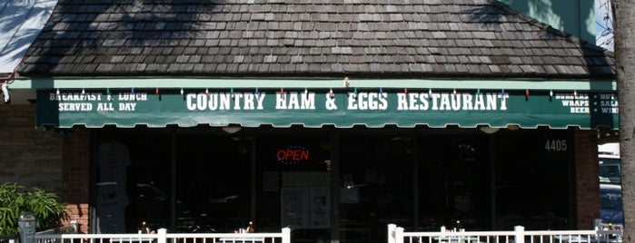 Country Ham and Eggs is one of Fort Lauderdale.