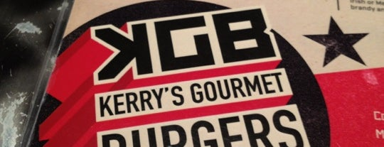 KGB: Kerry's Gourmet Burgers is one of Las Vegas's Best Burgers - 2013.