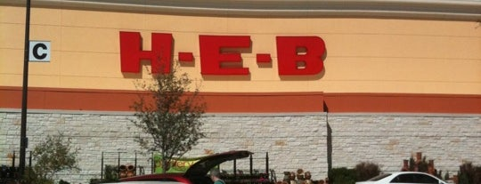 H-E-B is one of Russ's Liked Places.