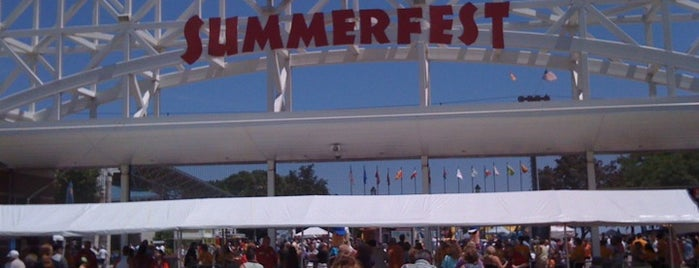 Summerfest 2011 is one of MILL TOWN.