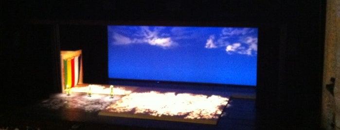 Nissay Theatre is one of 送水口BINGO.