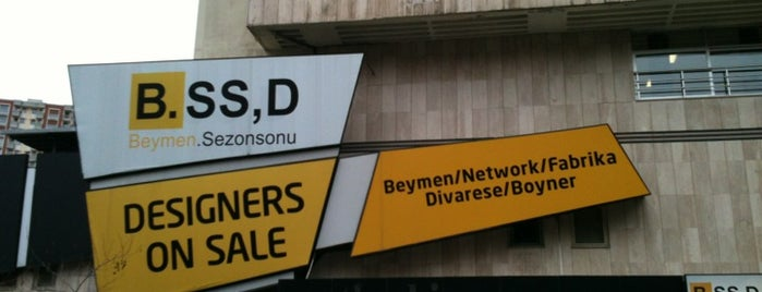 B.SS,D (Beymen . Sezonsonu) is one of istanbul.