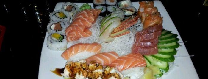 Kiyo Temaki House is one of Favorite Food.