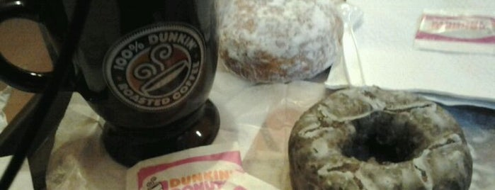 Dunkin' is one of Dunkin' Donuts in Lima.