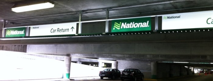 National Car Rental is one of Marc : понравившиеся места.