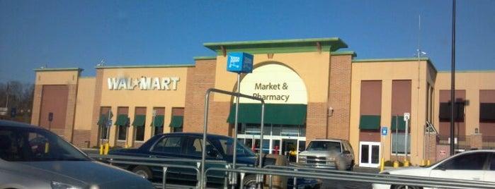 Walmart is one of Alda : понравившиеся места.