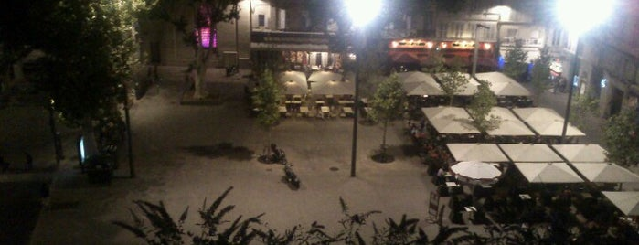 Place Pie is one of Avignon, France.
