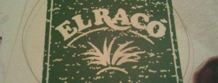 El Racó is one of Locais curtidos por Alex.