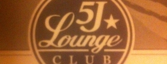 5J Lounge Club is one of Barca.
