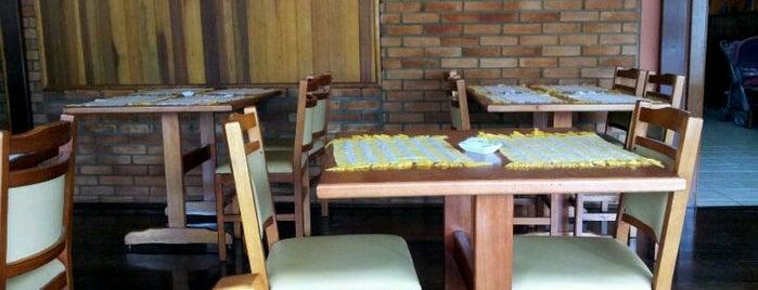 Ribas Restaurante is one of Monte Verde.