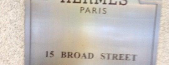 Hermès is one of Orte, die Alika gefallen.
