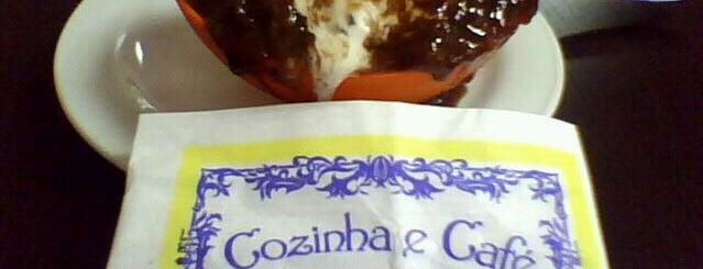 Cozinha e Café Brasil is one of Brasília - almoço com bom custo benefício.