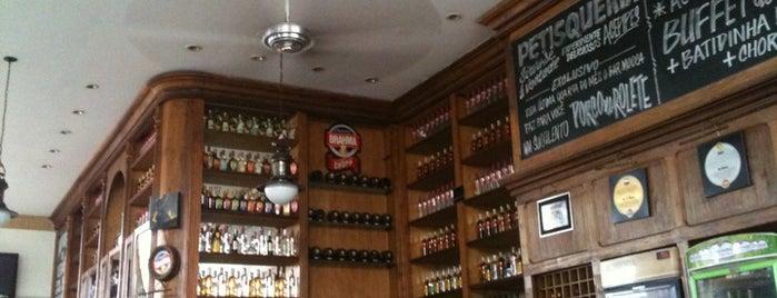 Bar Mooca is one of Must-visit Nightlife Spots in São Paulo.