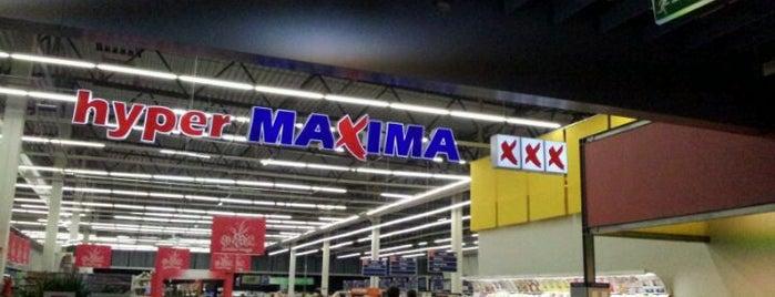 MAXIMA XXXX is one of Posti che sono piaciuti a Galia.