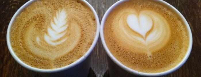 Ritual Coffee Roasters is one of Favorites.