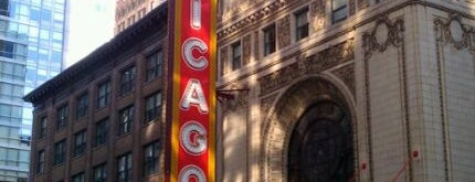 The Chicago Theatre is one of Chicago's Best Performing Arts - 2012.