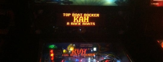 The Cobalt is one of Pinball Destinations.