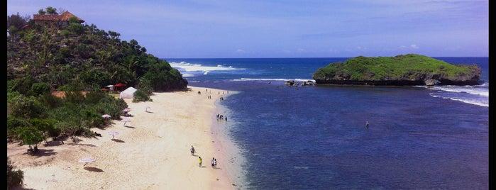 Pantai Sadranan is one of Java / Indonesien.