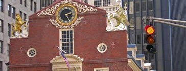 Old State House is one of Downtown Boston, Chinatown & North End.