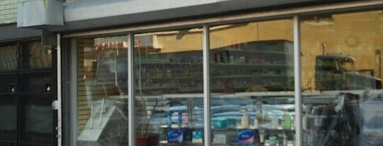 Marcia Pharmacy is one of Usual spots.
