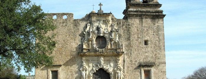 Mission San José & Visitor Center is one of San Antonio - Get Full. Have Fun. #visitUS #4sq.