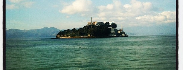Alcatraz Island is one of San Francisco et sa région.
