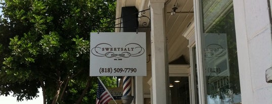 SweetSalt Food Shop is one of Top Chef Competitors' Restaurants.
