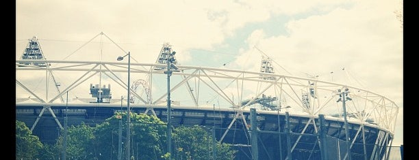 Olympic Stadium is one of London Essentials.