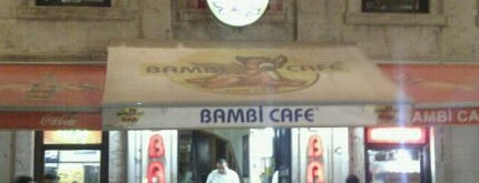 Bambi Cafe is one of Lugares favoritos de Ezgi.