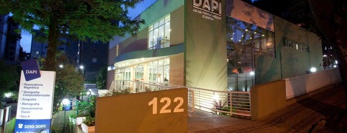DAPI (Diagnóstico Avançado por Imagem) is one of Lugares favoritos de Ana Carolina.