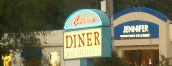 Coram Diner is one of Places I have been to.