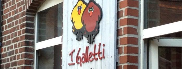 i galletti is one of Kassel.
